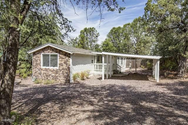 1106 N William Tell Circle, Payson, AZ 85541 (MLS #5967112) :: Conway Real Estate