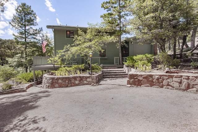 4523 N Portal Drive, Pine, AZ 85544 (MLS #5967169) :: Keller Williams Realty Phoenix