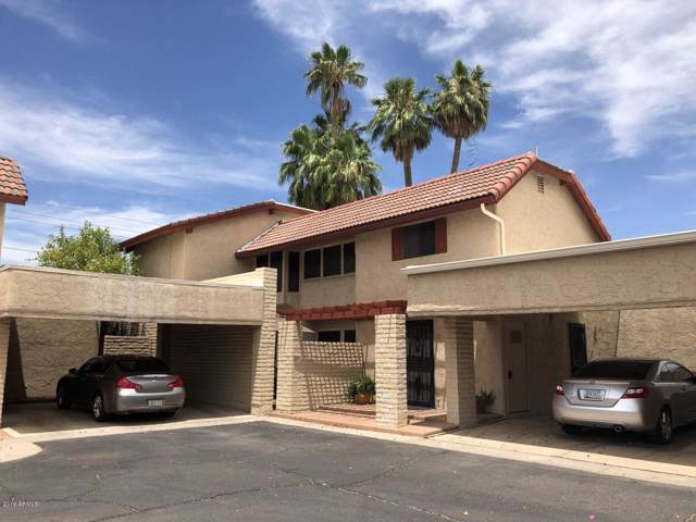 7840 N 7TH Street #15, Phoenix, AZ 85020 (MLS #5967186) :: Brett Tanner Home Selling Team