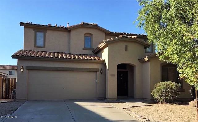 608 E Harold Drive, San Tan Valley, AZ 85140 (MLS #5967208) :: CC & Co. Real Estate Team