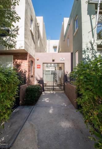 706 E Washington Street #119, Phoenix, AZ 85034 (MLS #5967216) :: CC & Co. Real Estate Team