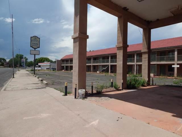 75 E Commercial Street, St Johns, AZ 85936 (MLS #5967217) :: Yost Realty Group at RE/MAX Casa Grande