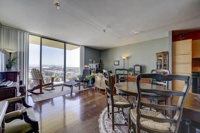207 W Clarendon Avenue H12, Phoenix, AZ 85013 (MLS #5967231) :: CC & Co. Real Estate Team