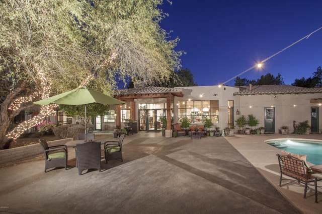 9870 E Jenan Drive, Scottsdale, AZ 85260 (MLS #5967233) :: Occasio Realty