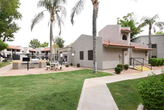 234 N 75TH Street #104, Mesa, AZ 85207 (MLS #5967240) :: Lifestyle Partners Team