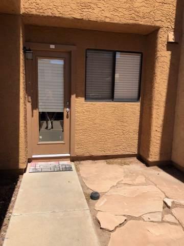 11640 N 51ST Avenue #117, Glendale, AZ 85304 (MLS #5967251) :: Nate Martinez Team
