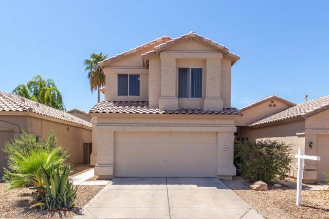 4919 W Wahalla Lane, Glendale, AZ 85308 (MLS #5967275) :: Kortright Group - West USA Realty