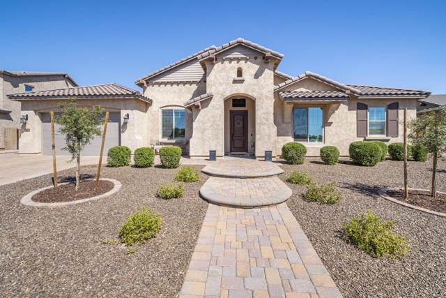 2477 S Velvendo Drive, Gilbert, AZ 85295 (MLS #5967276) :: Power Realty Group Model Home Center