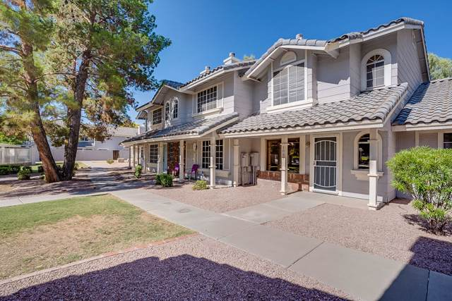 860 N Mcqueen Road #1067, Chandler, AZ 85225 (MLS #5967288) :: Homehelper Consultants