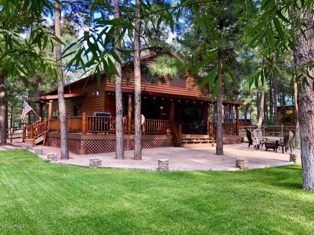 2722 Covered Wagon Trail, Overgaard, AZ 85933 (MLS #5967308) :: Riddle Realty Group - Keller Williams Arizona Realty