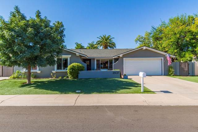 2607 W Straford Drive, Chandler, AZ 85224 (MLS #5967309) :: Homehelper Consultants
