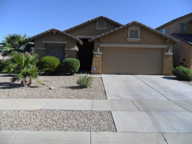 1490 W Harding Avenue, Coolidge, AZ 85128 (MLS #5967315) :: Revelation Real Estate