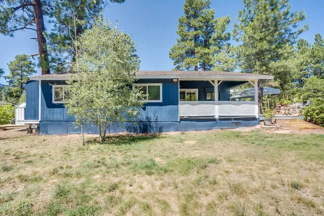 285 E Oak Drive, Munds Park, AZ 86017 (MLS #5967323) :: Occasio Realty