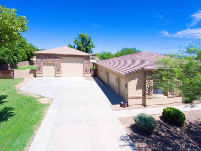 494 W Via De Palmas Street, San Tan Valley, AZ 85140 (MLS #5967347) :: Openshaw Real Estate Group in partnership with The Jesse Herfel Real Estate Group