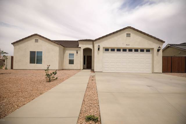 9221 W Hartigan Lane, Arizona City, AZ 85123 (MLS #5967348) :: The Pete Dijkstra Team