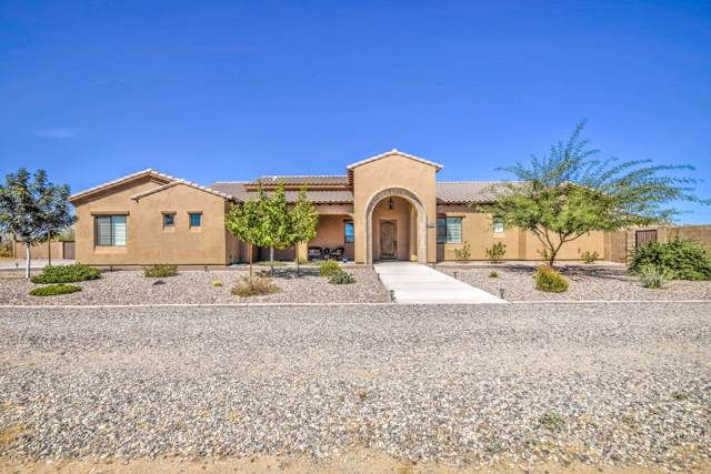 4065 W Roberts Road, Queen Creek, AZ 85142 (MLS #5967352) :: Revelation Real Estate
