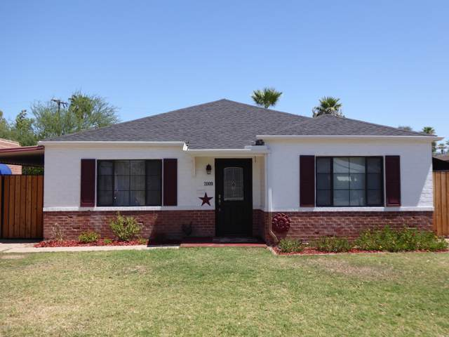 2009 N Laurel Avenue, Phoenix, AZ 85007 (MLS #5967365) :: CC & Co. Real Estate Team