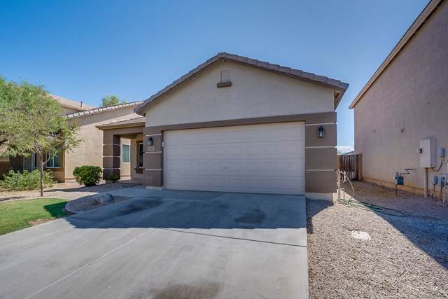 1407 S 7TH Street, Coolidge, AZ 85128 (MLS #5967374) :: CC & Co. Real Estate Team