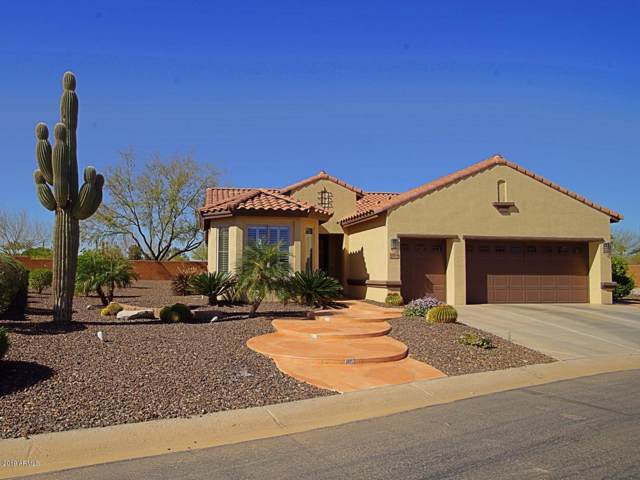 5501 W Pueblo Drive, Eloy, AZ 85131 (MLS #5967389) :: Yost Realty Group at RE/MAX Casa Grande