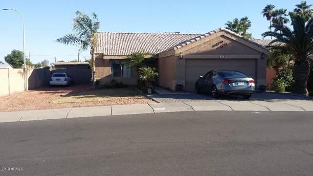 8301 W Mulberry Drive, Phoenix, AZ 85037 (MLS #5967390) :: CC & Co. Real Estate Team