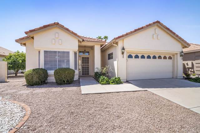 10701 E Champagne Drive, Chandler, AZ 85248 (MLS #5967395) :: The Kenny Klaus Team