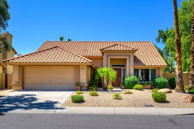 9064 E Meadow Hills Drive, Scottsdale, AZ 85260 (MLS #5967408) :: The Property Partners at eXp Realty