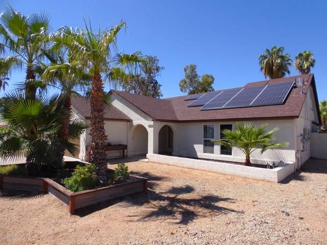 11908 N 78TH Drive, Peoria, AZ 85345 (MLS #5967440) :: Conway Real Estate