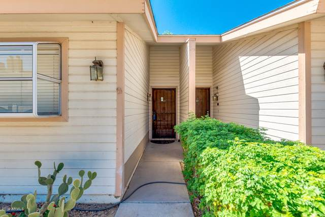 4144 N 21ST Street #6, Phoenix, AZ 85016 (MLS #5967441) :: The Pete Dijkstra Team