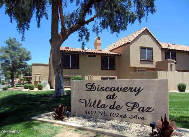 4601 N 102ND Avenue #1035, Phoenix, AZ 85037 (MLS #5967450) :: neXGen Real Estate