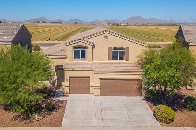 352 N 23RD Street, Coolidge, AZ 85128 (MLS #5967467) :: Revelation Real Estate