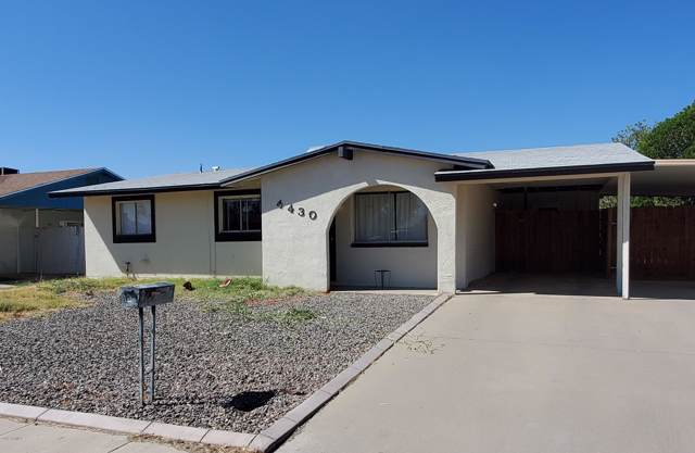 4430 W Sunnyslope Lane, Glendale, AZ 85302 (MLS #5967468) :: CC & Co. Real Estate Team