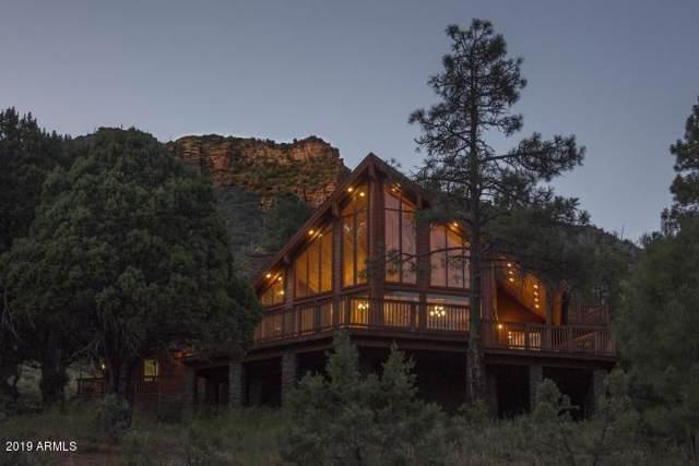 499 N Zane Grey Drive, Christopher Creek, AZ 85541 (MLS #5967472) :: Conway Real Estate