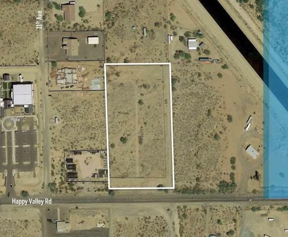 0 W Happy Valley Road, Phoenix, AZ 85085 (MLS #5967482) :: The Ford Team