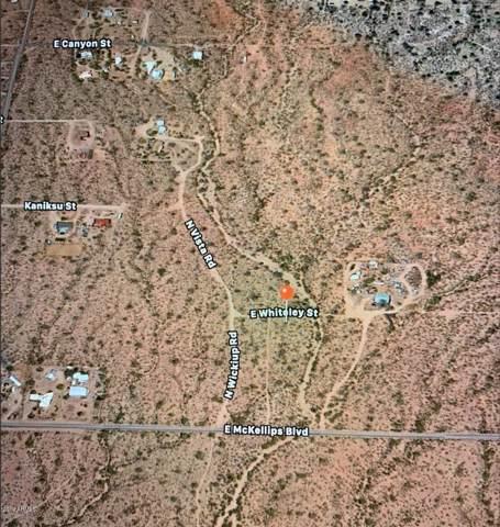 0 E Whiteley Street, Apache Junction, AZ 85119 (MLS #5967490) :: The Ford Team