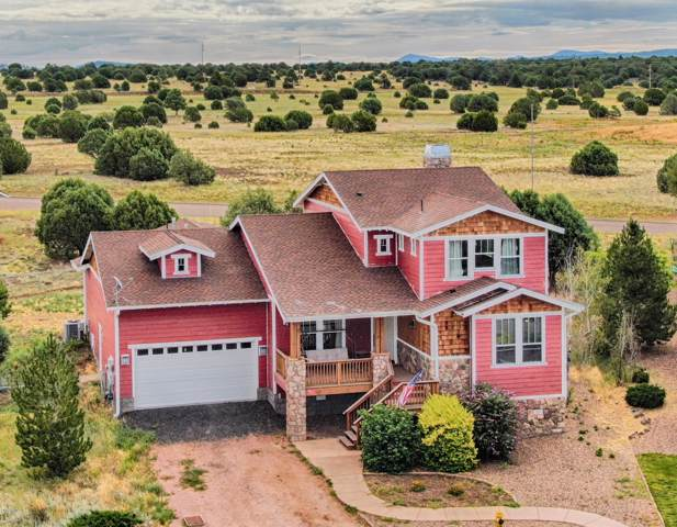761 S Rock Creek Drive, Show Low, AZ 85901 (MLS #5967494) :: Brett Tanner Home Selling Team