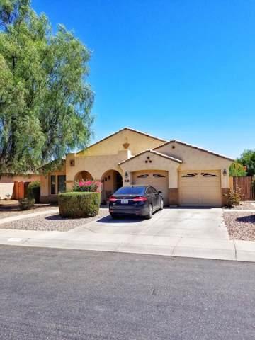 3571 E Fairview Street, Gilbert, AZ 85295 (MLS #5967501) :: Brett Tanner Home Selling Team