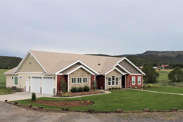 821 S Amity Lane, Eagar, AZ 85925 (MLS #5967507) :: Conway Real Estate