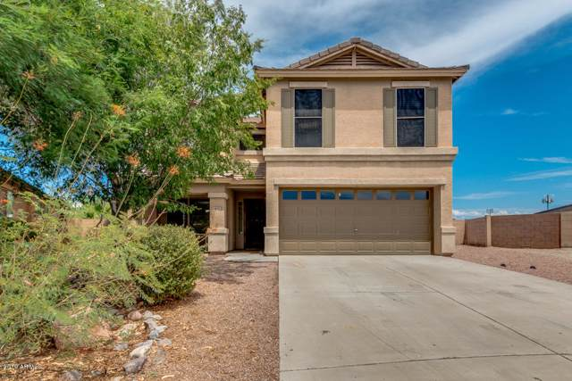 1072 E Dragon Fly Road, San Tan Valley, AZ 85143 (MLS #5967508) :: CC & Co. Real Estate Team