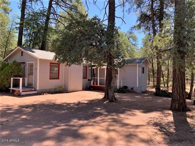 209 E Airline Boulevard, Payson, AZ 85541 (MLS #5967523) :: Riddle Realty Group - Keller Williams Arizona Realty