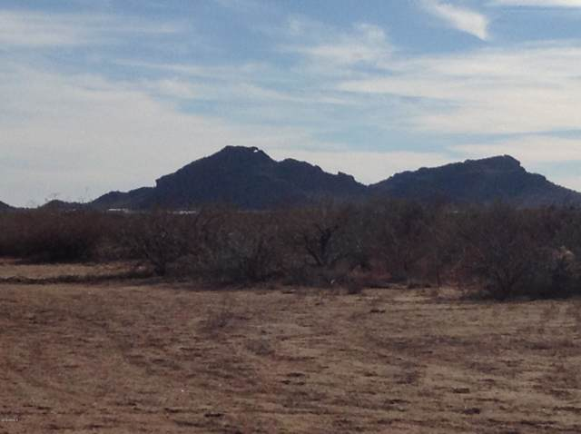 0 W Long Rifle, Lot 23 Road, Aguila, AZ 85320 (MLS #5967540) :: Devor Real Estate Associates