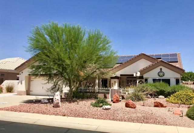 15302 W Greystone Drive, Sun City West, AZ 85375 (MLS #5967551) :: Santizo Realty Group