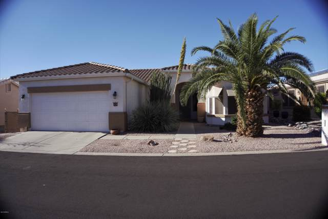 2101 S Meridian Road #26, Apache Junction, AZ 85120 (MLS #5967555) :: Kortright Group - West USA Realty