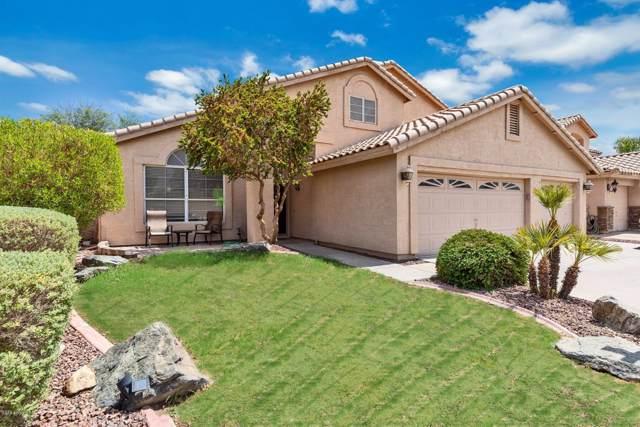 501 W Mountain Vista Drive, Phoenix, AZ 85045 (MLS #5967567) :: Riddle Realty Group - Keller Williams Arizona Realty
