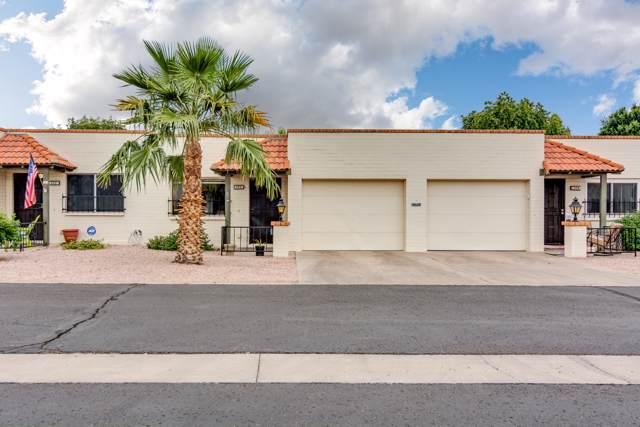 440 S Parkcrest #106, Mesa, AZ 85206 (MLS #5967574) :: Devor Real Estate Associates