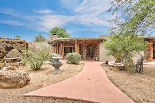 10076 E Cortez Drive, Scottsdale, AZ 85260 (MLS #5967580) :: The Laughton Team