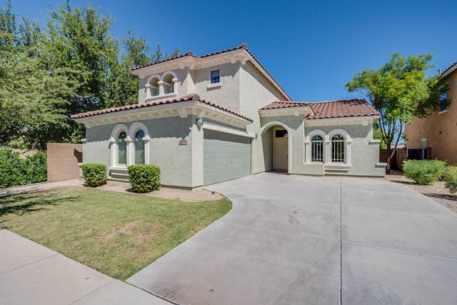928 E Indian Wells Place, Chandler, AZ 85249 (MLS #5967589) :: CC & Co. Real Estate Team