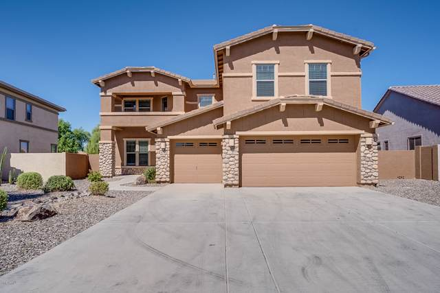 4730 S Mcminn Drive, Gilbert, AZ 85297 (MLS #5967592) :: CC & Co. Real Estate Team
