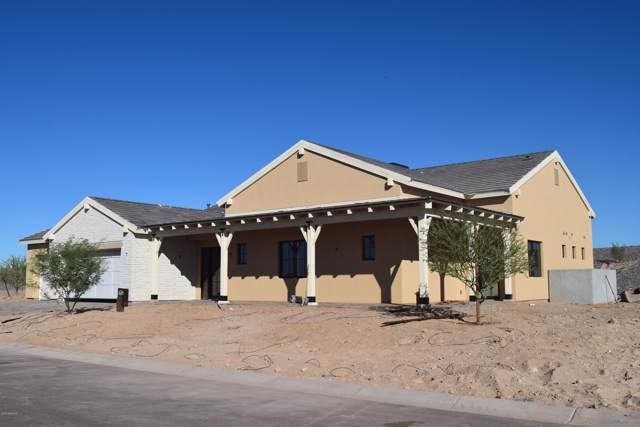 3995 Rolling Stock Way, Wickenburg, AZ 85390 (MLS #5967594) :: Yost Realty Group at RE/MAX Casa Grande