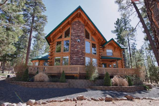 901 Pine Village Lane, Pinetop, AZ 85935 (MLS #5967614) :: Revelation Real Estate