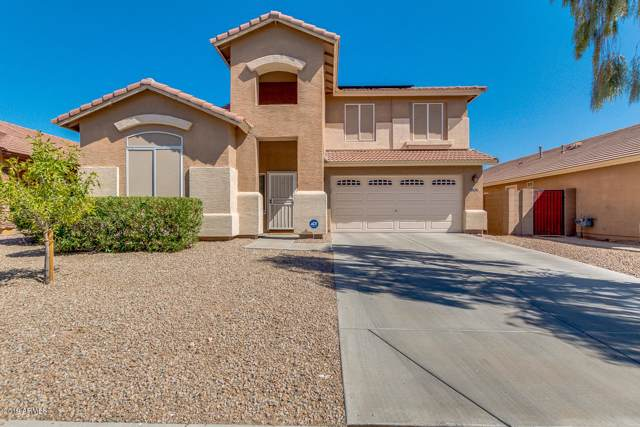 18634 W Vogel Avenue, Waddell, AZ 85355 (MLS #5967625) :: Conway Real Estate
